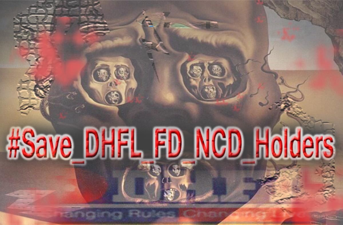 DIGITAL POSTCARD CAMPAIGN: #Save_DHFL_FD_NCD_Holders